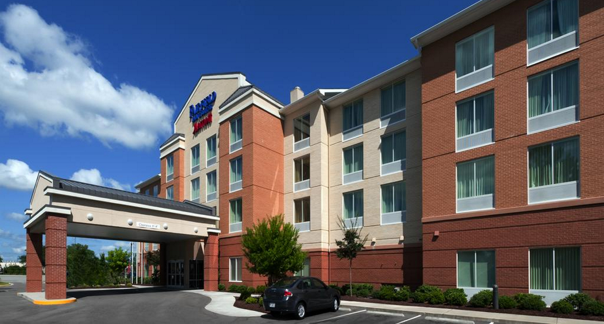 Hotels for NCFADS Summer School - Fairfield Inn and Suites Wilmington